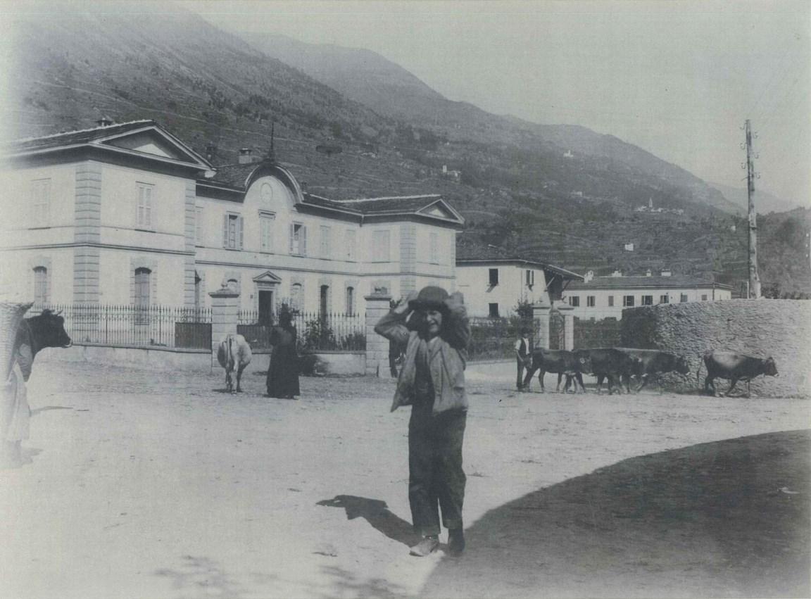 Sede storica 1800